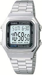 Multi-function Steelcase Casio Watch