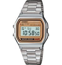 Classic Silvertone Casio Watch