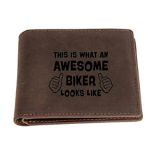Awesome Biker Wallet