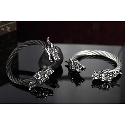 Dragon Cable Bracelets