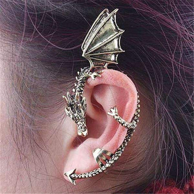 Dragon Wrap earrings