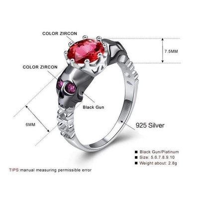 Ladies CZ Rings