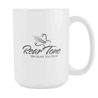 Large Rear Tone Mug Drinkware