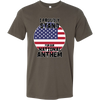 National Anthem Pride T and Hoodie-T-shirt-Rear Tone