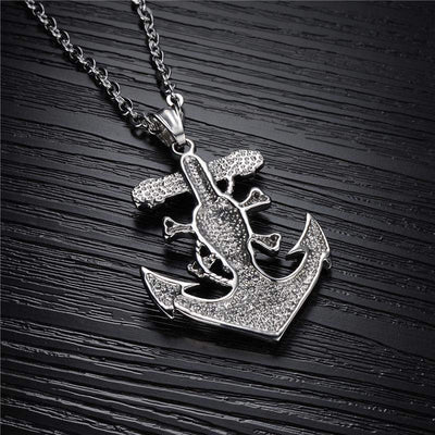 Pirate Anchor Pendants