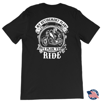 Rear Tone Ride-T-shirt-Rear Tone