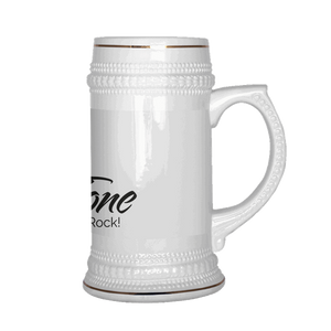 23 oz Rear Tone Beer Stein