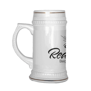 22 oz Rear Tone Beer Stein
