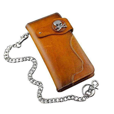Skull Concho Wallets