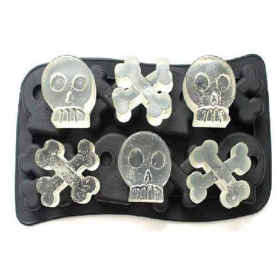 Skull Silicone Ice Mold Special Collection