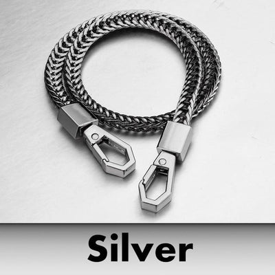 Snake Wallet Chain-wallet accessories-Rear Tone