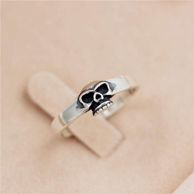 Sterling Ghost Rings