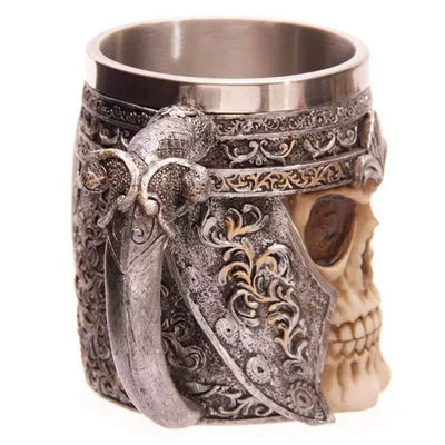 Viking Skull Mug Special Collection