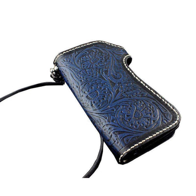 Western-Biker Wallets-Rear Tone