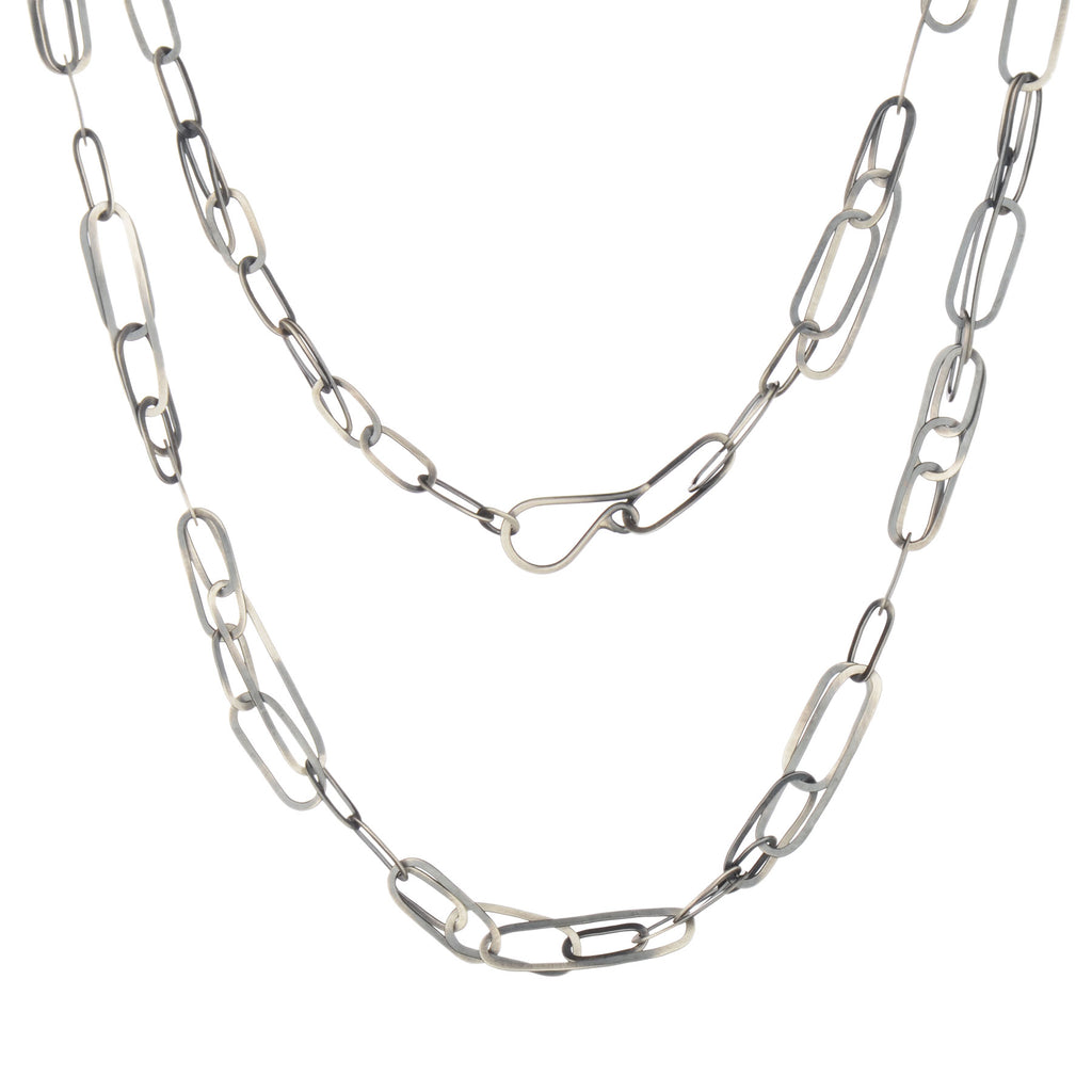 Oval Tangle Necklace