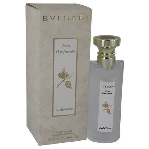 Bvlgari White (Bulgari) by Bvlgari Eau De Cologne Spray 2.5 oz