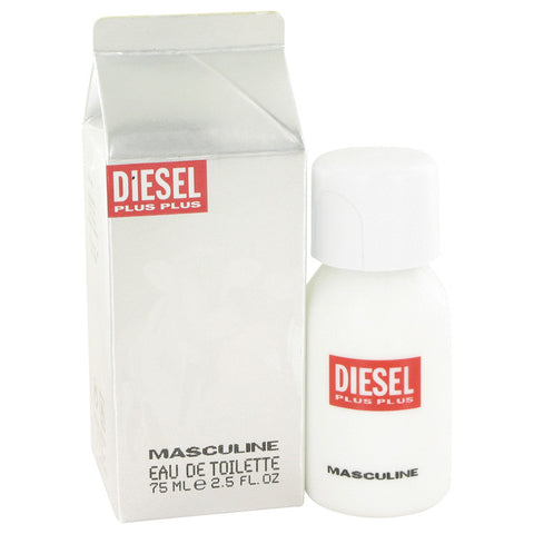 DIESEL PLUS PLUS by Diesel Eau De Toilette Spray 2.5 oz