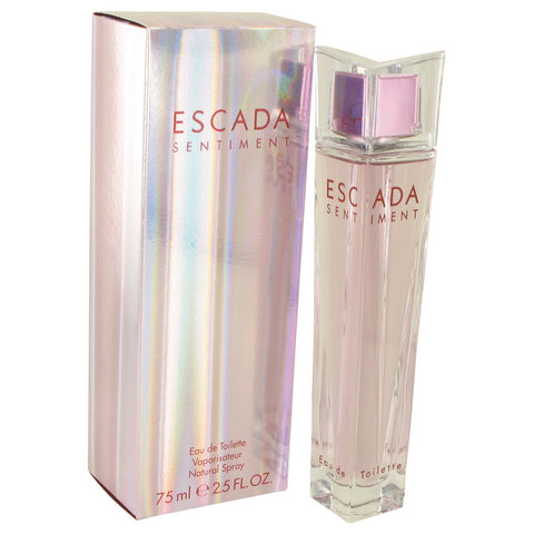 ESCADA SENTIMENT by Escada Eau De Toilette Spray 2.5 oz