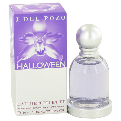 HALLOWEEN by Jesus Del Pozo Eau De Toilette Spray 1.0 oz for Women