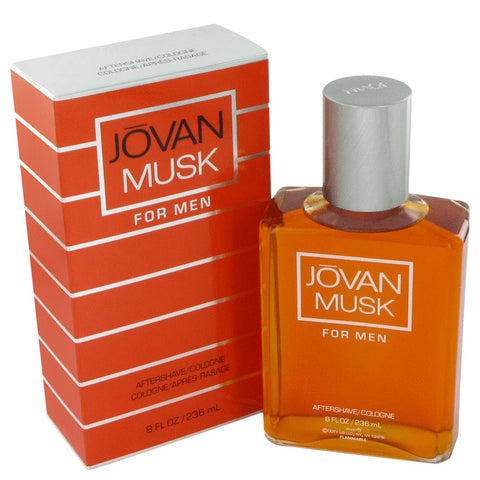 JOVAN MUSK by Jovan After Shave-Cologne 8 oz for Men