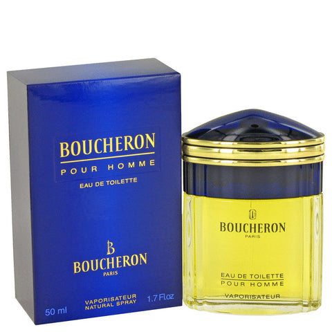 BOUCHERON by Boucheron Eau De Toilette Spray 1.7 oz for Men
