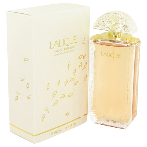LALIQUE by Lalique Eau De Parfum Spray 3.3 oz for Women