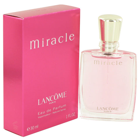 MIRACLE by Lancome Eau De Parfum Spray 1 oz