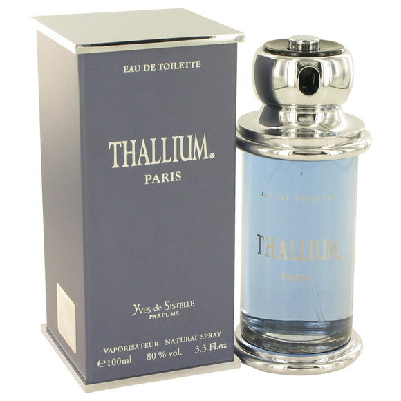 Thallium by Parfums Jacques Evard Eau De Toilette Spray 3.3 oz