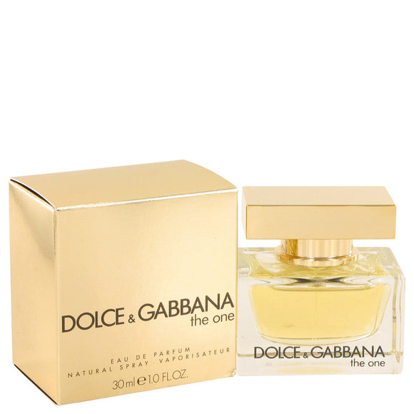 The One by Dolce & Gabbana Eau De Parfum Spray 1 oz