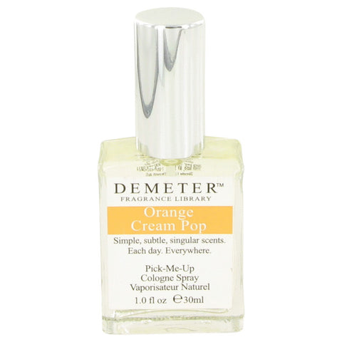 Demeter by Demeter Orange Cream Pop Cologne Spray 1 oz