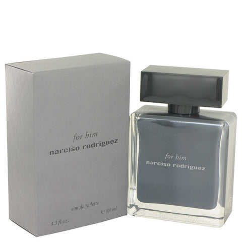 Narciso Rodriguez by Narciso Rodriguez Eau De Toilette Spray 3.3 oz for Men