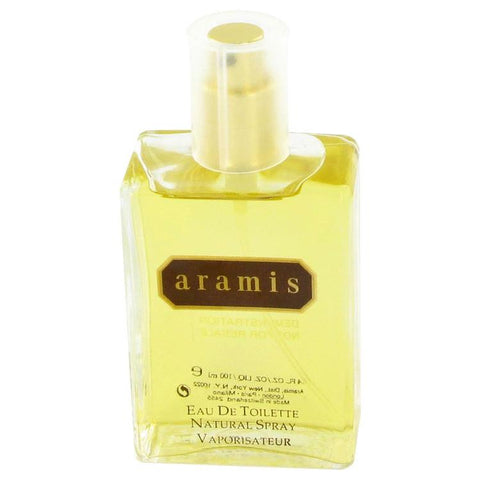 ARAMIS by Aramis Cologne - Eau De Toilette Spray (Tester) 3.4 oz