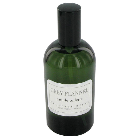 GREY FLANNEL by Geoffrey Beene Eau De Toilette Spray (Tester) 4 oz
