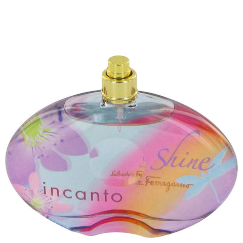 Incanto Shine by Salvatore Ferragamo Eau De Toilette Spray (Tester) 3.4 oz for Women