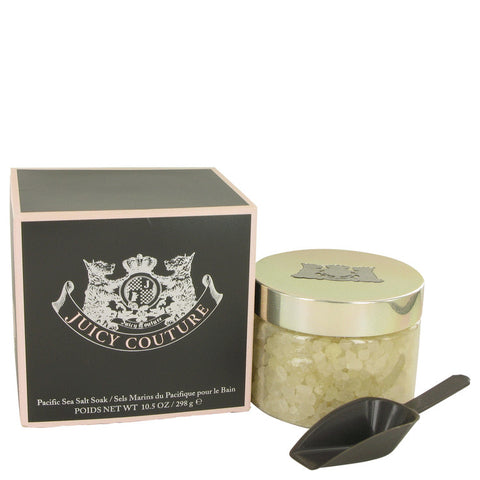 Juicy Couture by Juicy Couture Pacific Sea Salt Soak in Gift Box 10.5 oz for Women