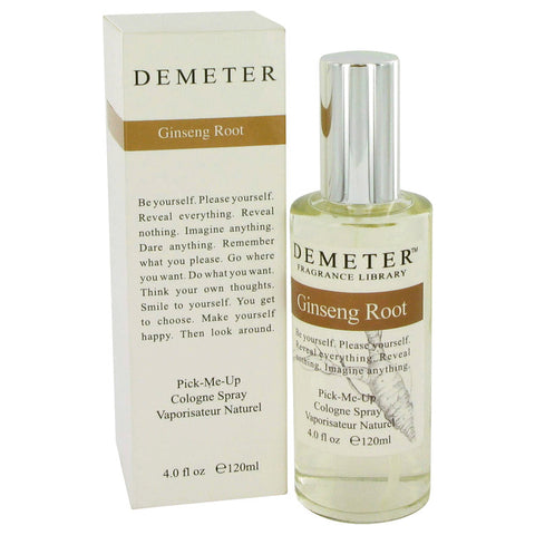 Demeter Ginseng Root by Demeter Cologne Spray 4 oz for Women