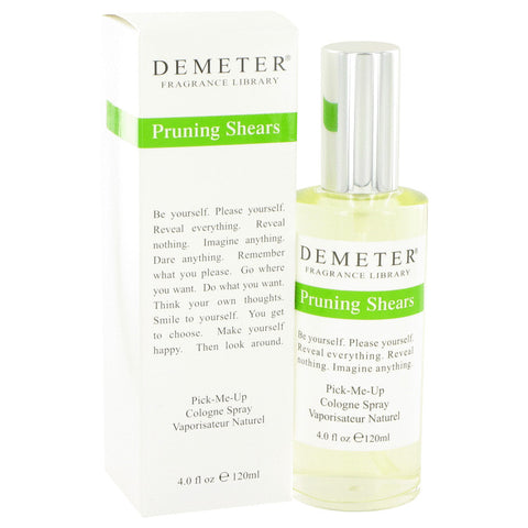 Demeter by Demeter Pruning Shears Cologne Spray 4 oz
