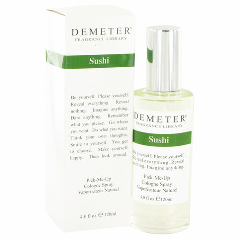 Demeter Sushi by Demeter Cologne Spray 4 oz for Women