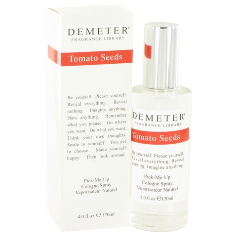 Demeter by Demeter Tomato Seeds Cologne Spray 4 oz