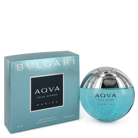 Bvlgari Aqua Marine by Bvlgari Eau De Toilette Spray 1.7 oz for Men