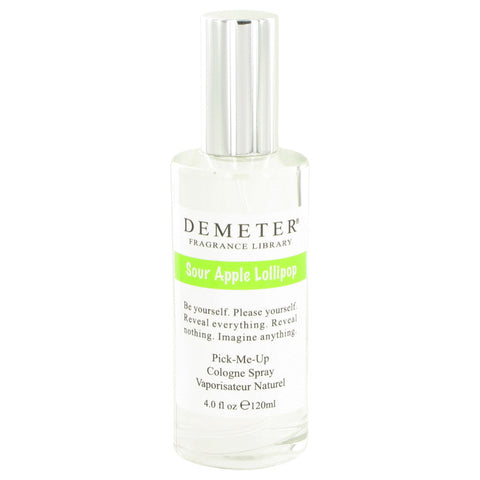 Demeter by Demeter Sour Apple Lollipop Cologne Spray (formerly Jolly Rancher Green Apple) 4 oz