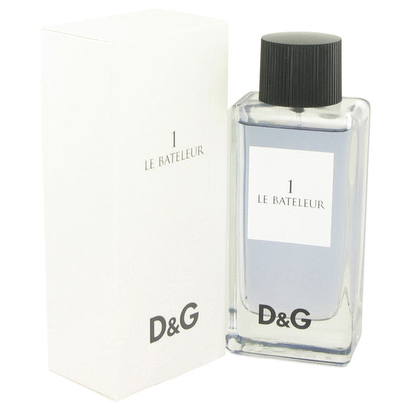 Le Bateleur 1 by Dolce & Gabbana Eau De Toilette Spray 3.3 oz