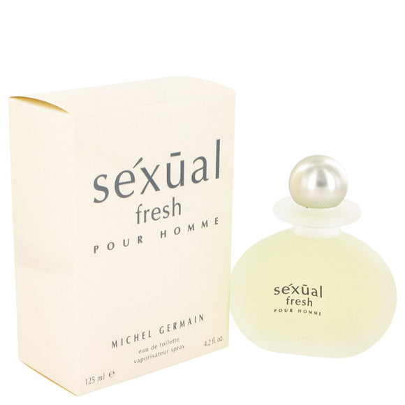Sexual Fresh by Michel Germain Eau De Toilette Spray 4.2 oz