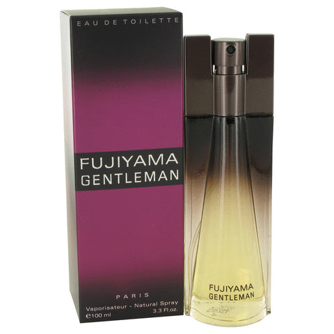 Fujiyama Gentleman by Succes de Paris Eau De Toilette Spray 3.4 oz for Men