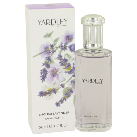 English Lavender by Yardley London Eau De Toilette Spray (Unisex) 1.7 oz for Women