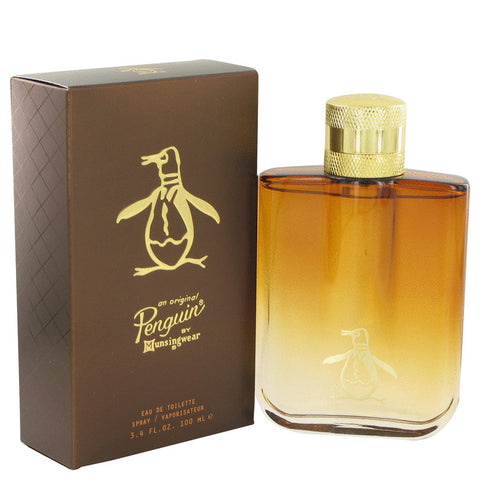 Original Penguin by Munsingwear Eau De Toilette Spray 3.4 oz for Men