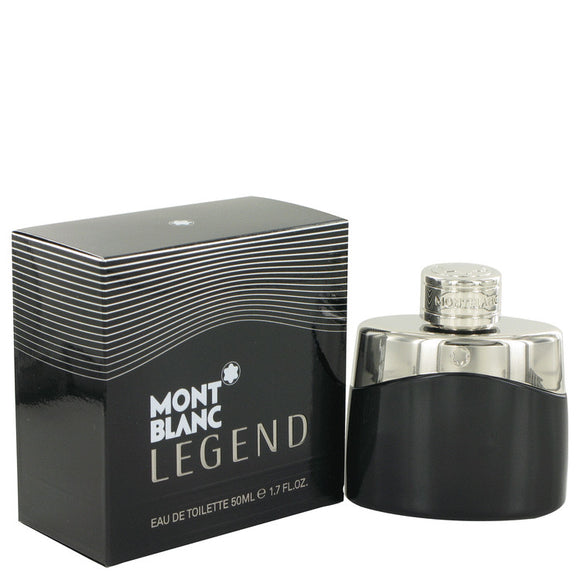 MontBlanc Legend by Mont Blanc Eau De Toilette Spray 1.7 oz