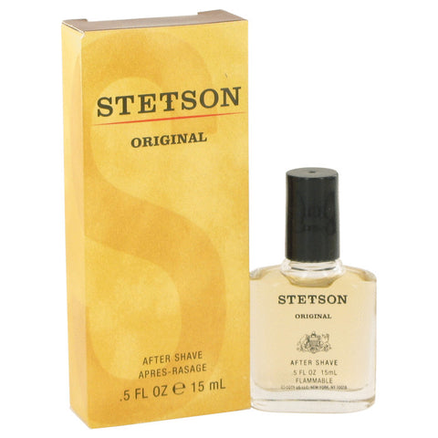 STETSON by Coty After Shave .5 oz for Men