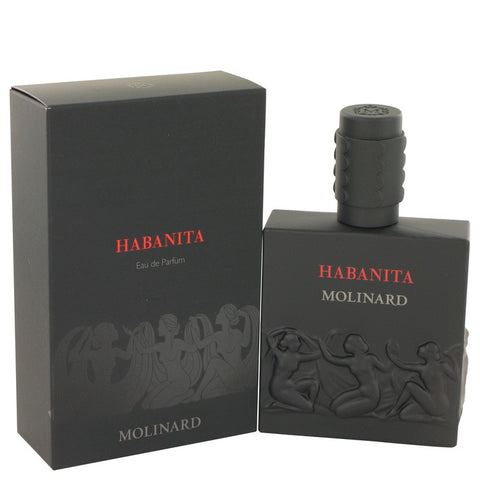 HABANITA by Molinard Eau De Parfum Spray (New Version) 2.5 oz