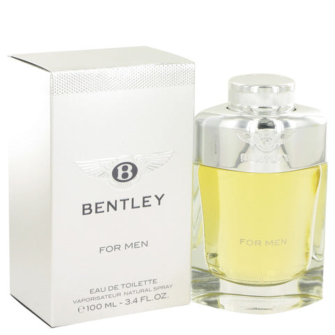 Bentley by Bentley Eau De Toilette Spray 3.4 oz for Men